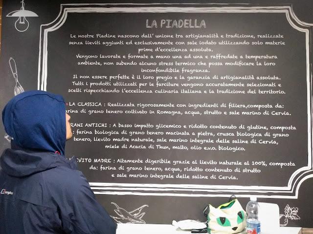 La Piadella; Bergamo, Italy