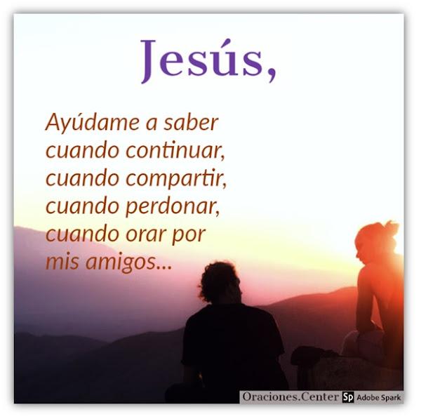 Oración de los Amigos