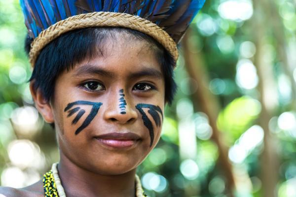 19 de Abril 19-04 - Dia do Índio Data Comemorativa