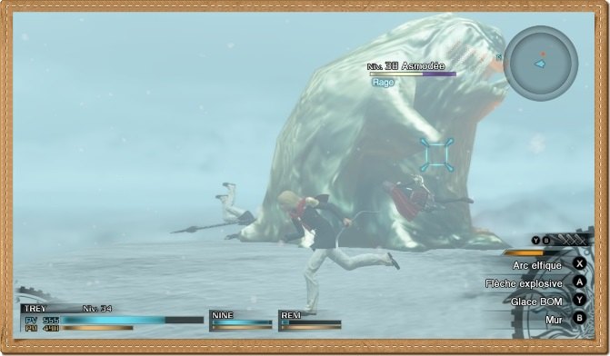 Final Fantasy Type 0 HD PC Gameplay