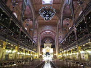 Interior Sinagoga