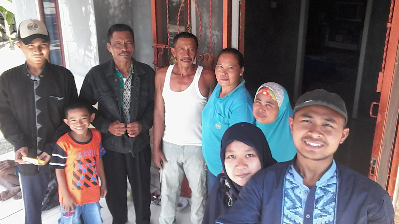 Pentingnya Silaturahmi dengan Keluarga