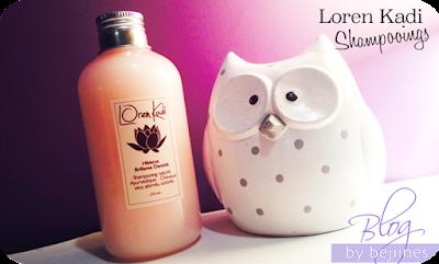 Loren Kadi  soins ayurvédiques shampooing