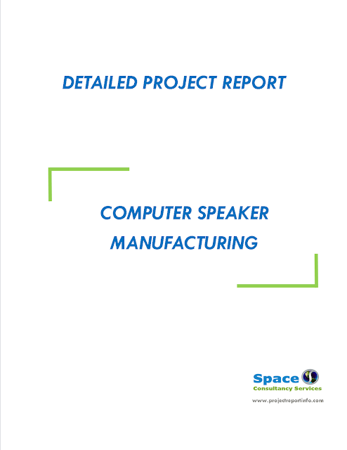 Project Report on Computer Speaker Manufacturing
