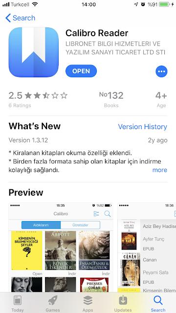 Kitap Severler İçin App Önerileri: EKitap Satın Alarak Okuyabileceğiniz Uygulamalar (App)
