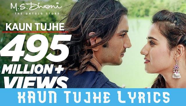 Sushant singh rajput Movie song