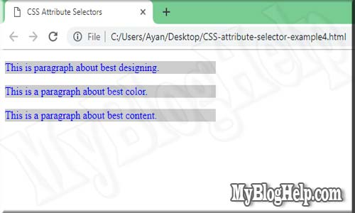 CSS-attribute-selector-example