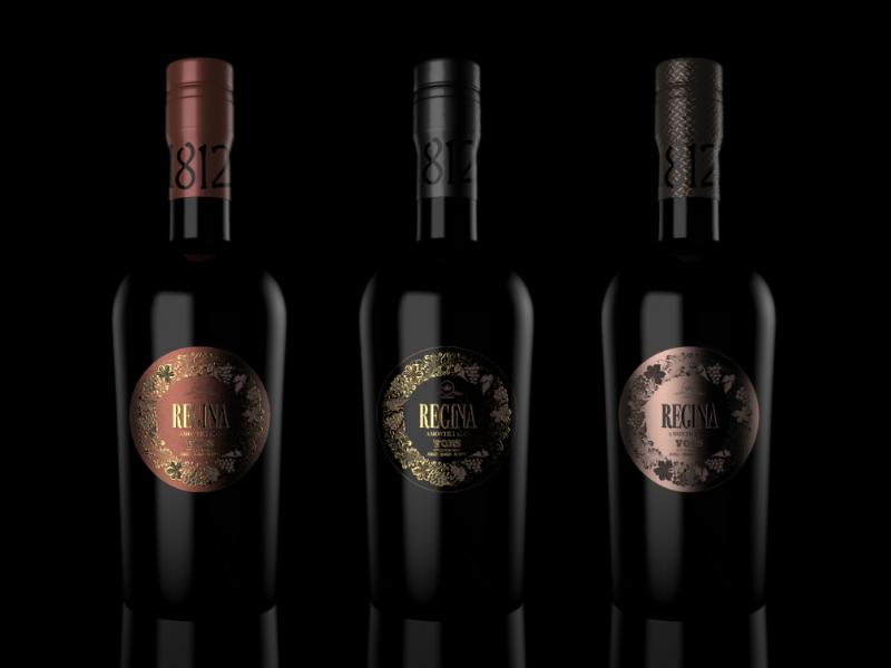 Amontillado Wine Regina
