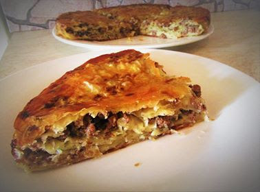 Kako napraviti burek / How to make a meat pie