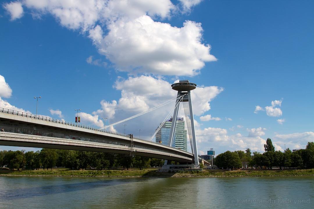 Most SNP (Мост Словацкого национального восстания в Братиславе