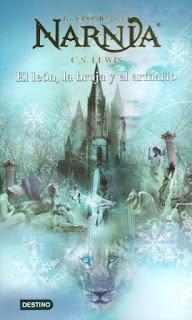 Portada de Narnia: El leon, la bruja y el ropero