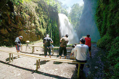 Blawan Waterfall Banyuwangi
