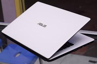 Laptop ASUS A450C ( Celeron 1017U ) di Malang