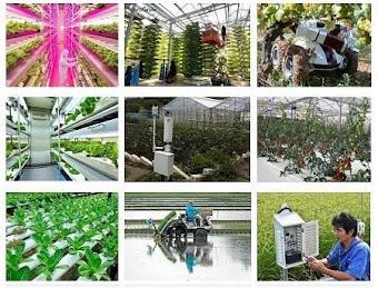 Teknology pertanian jepang