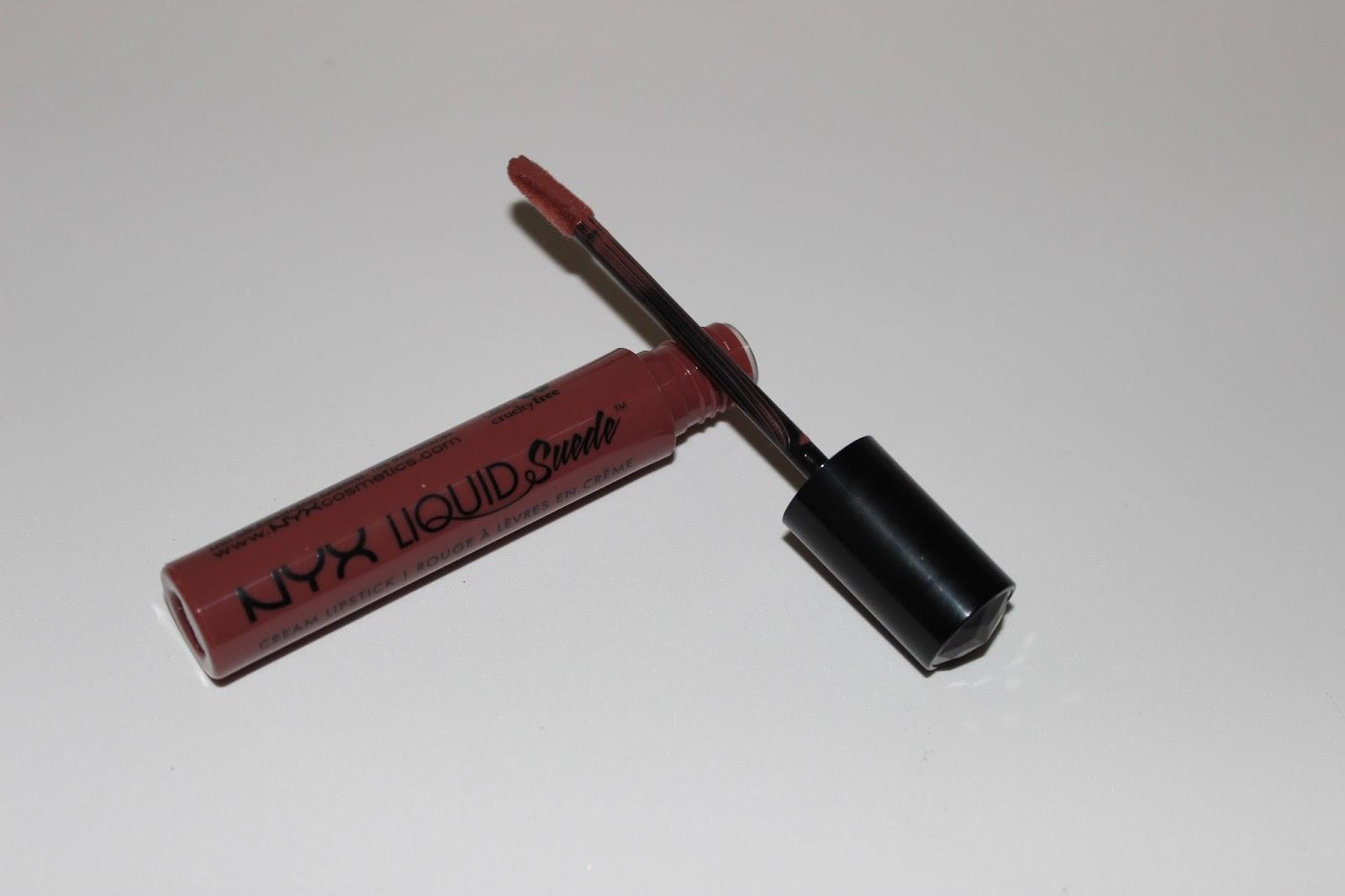 Nyx Liquid Suede Liquid Lipstick Soft Spoken
