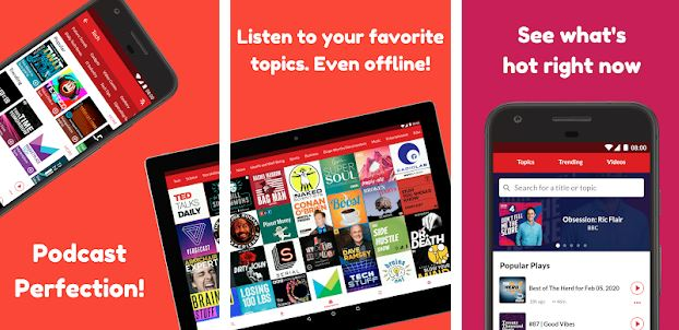 Podcasts by Player FM