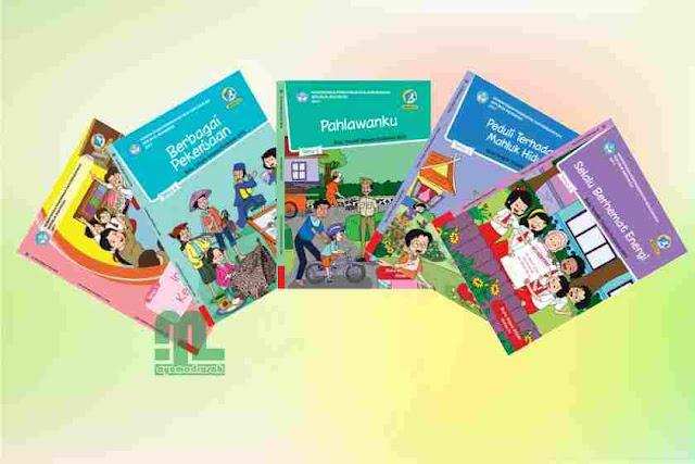 Buku K13 Kelas 4 2017