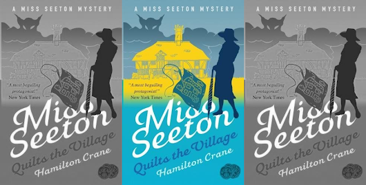 Review | Miss Seeton Quilts the Village by Hamilton Crane
