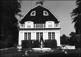 Photo de la vraie maison d'Amityville