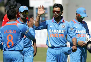 Zimbabwe vs India 3rd ODI 2013 Highlights