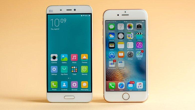 تفاصيل فيديو ترويجي تم عرضه لهاتف Mi 5X يشبه IPhone 6S لشركة Xiaomi
