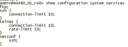 Internetworking Hints: Controlling Junos with Python & PyEZ