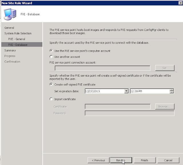 System Center Configuration Manager Blog: February 2013