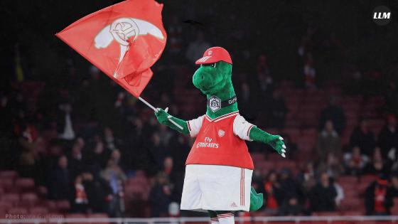 Nasib Gunnersaurus, Maskot Arsenal yang Kena PHK