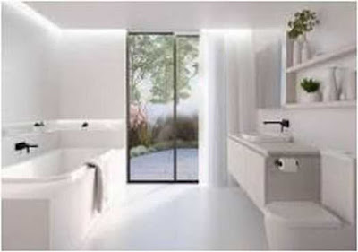 Bathroom Design I Spa Thailand Elegant