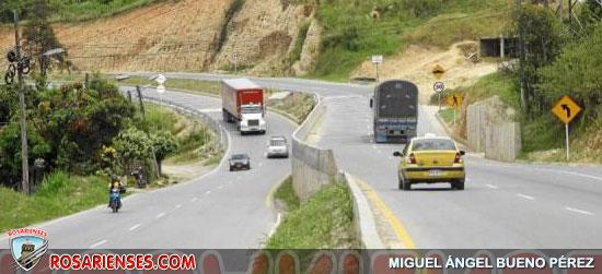 Por carrera ciclística y simulacro estará cerrada este domingo la vía entre Bucaramanga y la Costa | Rosarienses, Villa del Rosario