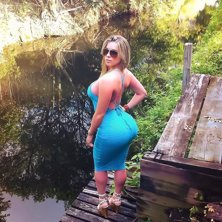 the beautiful Cuban Kathy Ferreiro