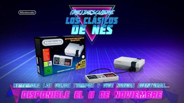 Programa 10x08 (11-11-2016) 'Nintendo Classic Mini'   201691182023_1