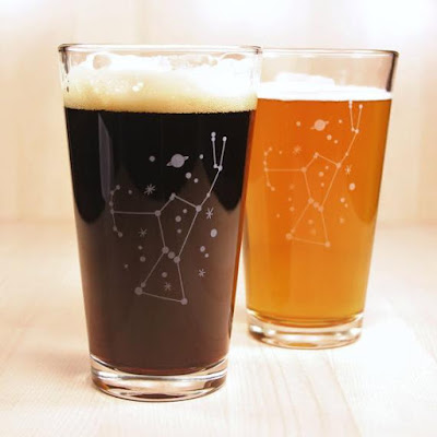 Orion Constellation Glasses