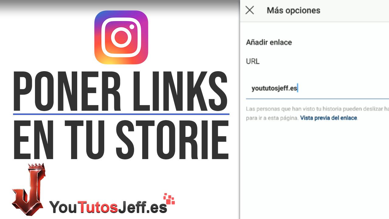 Como Poner Enlaces en Stories Instagram - Trucos Instagram
