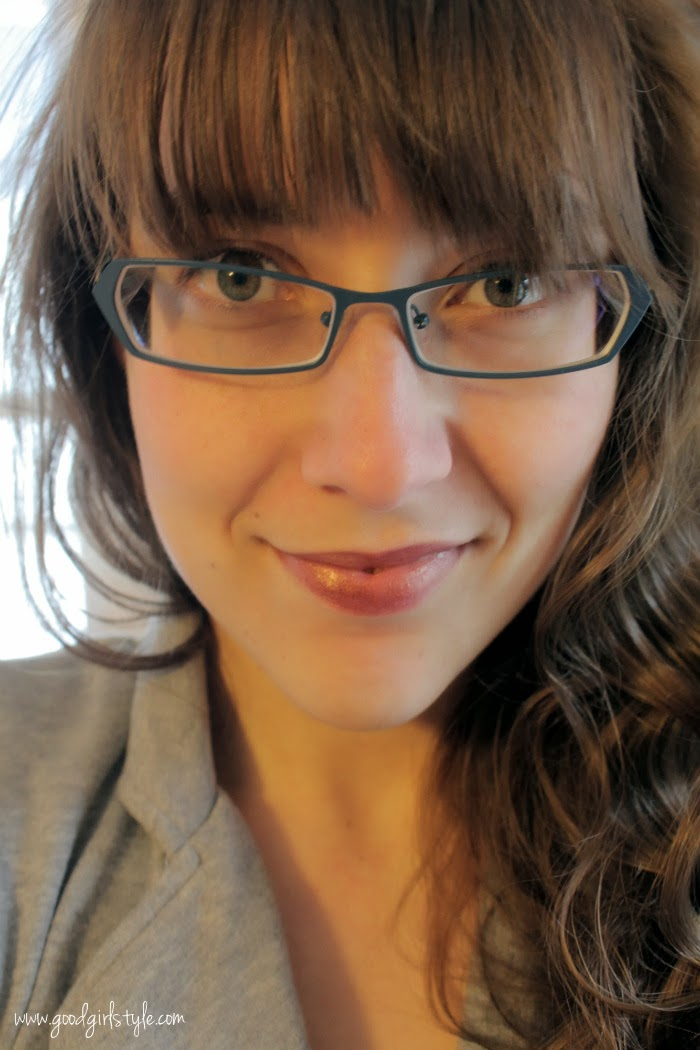 Good Girl Style New Specs And A Glassesusa Review