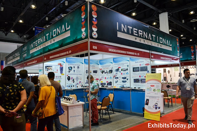 WOCEE 2019 International Pavilion