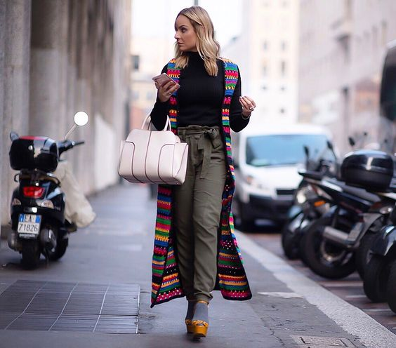 Como usar calça clochard - Blog Cris Felix