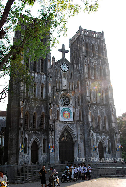 Hanoi Saint Joseph Cathedral