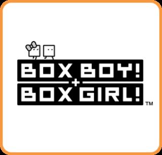 BOXBOY! + BOXGIRL! - Nintendo Switch