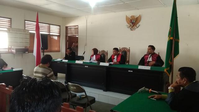 Terdakwa Penista Agama Daud Rafles Dituntut 3 Tiga Tahun