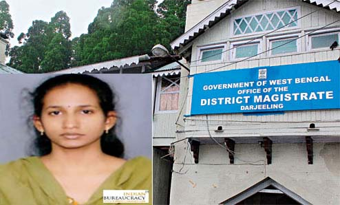 Deepap Priya P new district magistrate Darjeeling