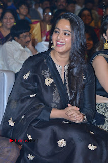 Actress Anushka Anushka Shetty Stills in Black Salwar Kameez at Om Namo Venkatesaya Audio Launch Event  0017.JPG