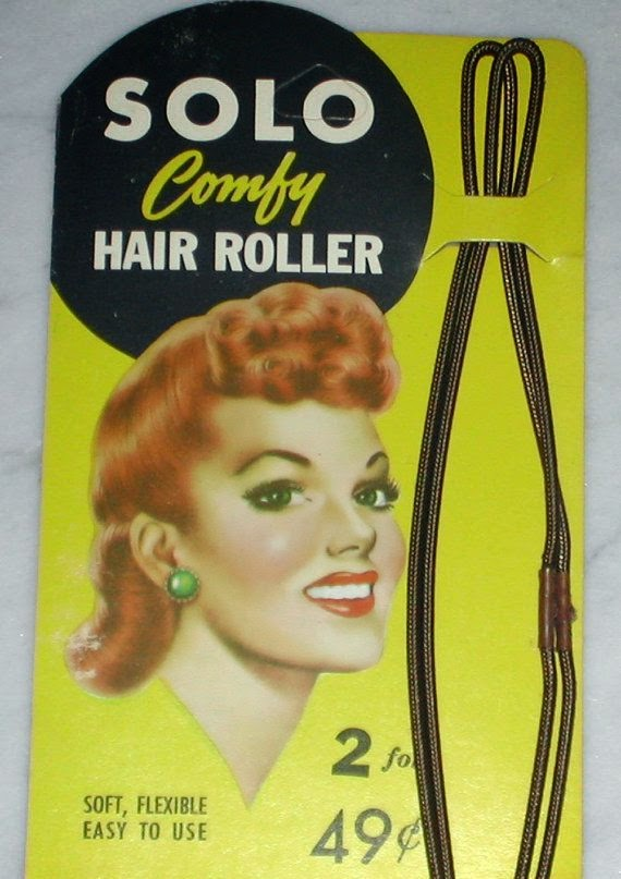 Vintage Hair Bobby Pins