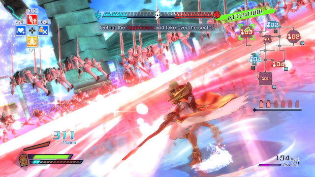 Fate Extella PC Full Version Screenshot 2