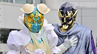 Spoiler Mashin Sentai Kiramager Episode 4, Kemunculan Kiramai Stone Hitam