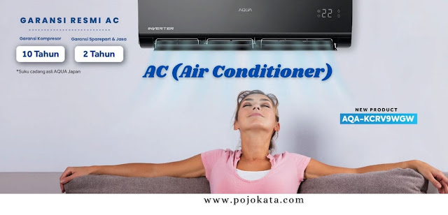AC (Air Conditioner) AQUA Japan