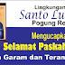 St Lukas Pogung Rejo - Selamat Paskah