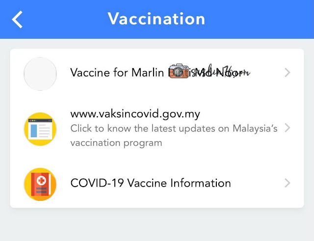 Kemas Kini Aplikasi MySejahtera Korang Dan Daftar Sebagai Penerima Vaksin Covid-19