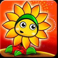 Flower Zombie War Mod Apk