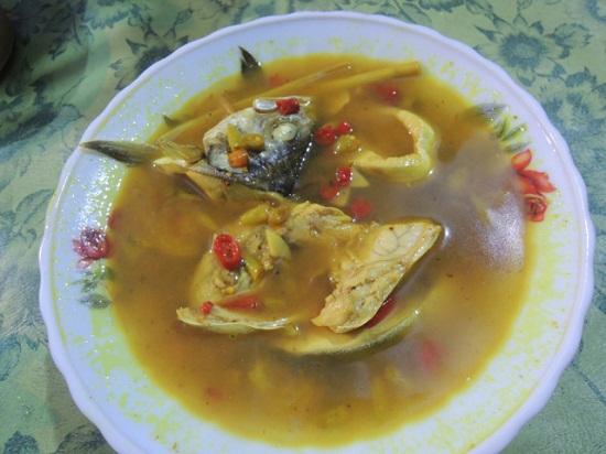 Cara Membuat Resep Ikan TongkoL kuah seger - naresep.com